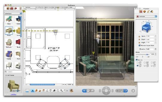 Best free room design software create beautiful 3d designs - Free room layout software ...