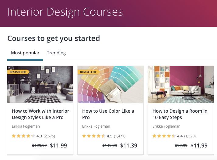 Ten Online Interior Design Courses To Build Your Career Foyr
