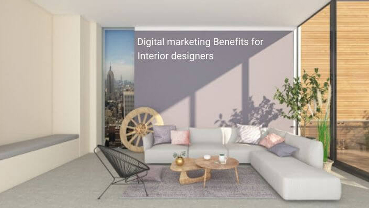 digital marketing strategies for interior designers