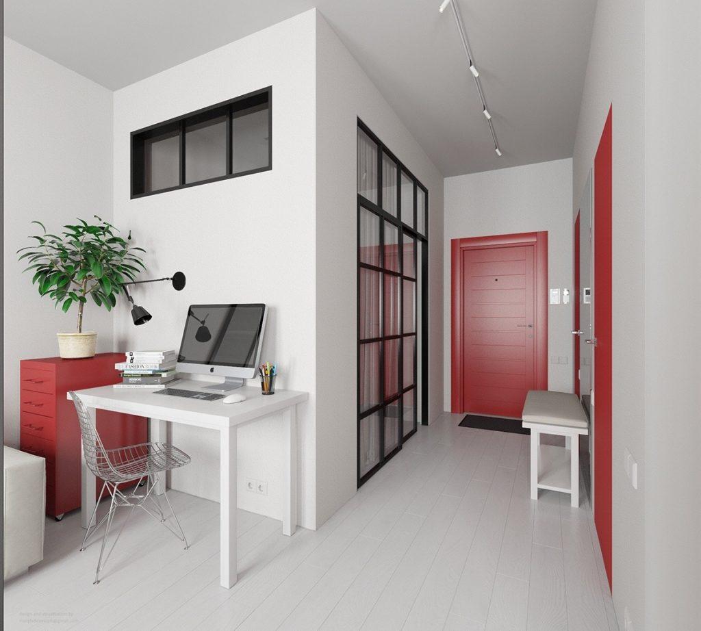 design theme for small apartment