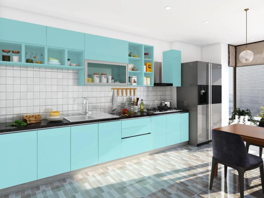 kitchen remodel cabinet storage