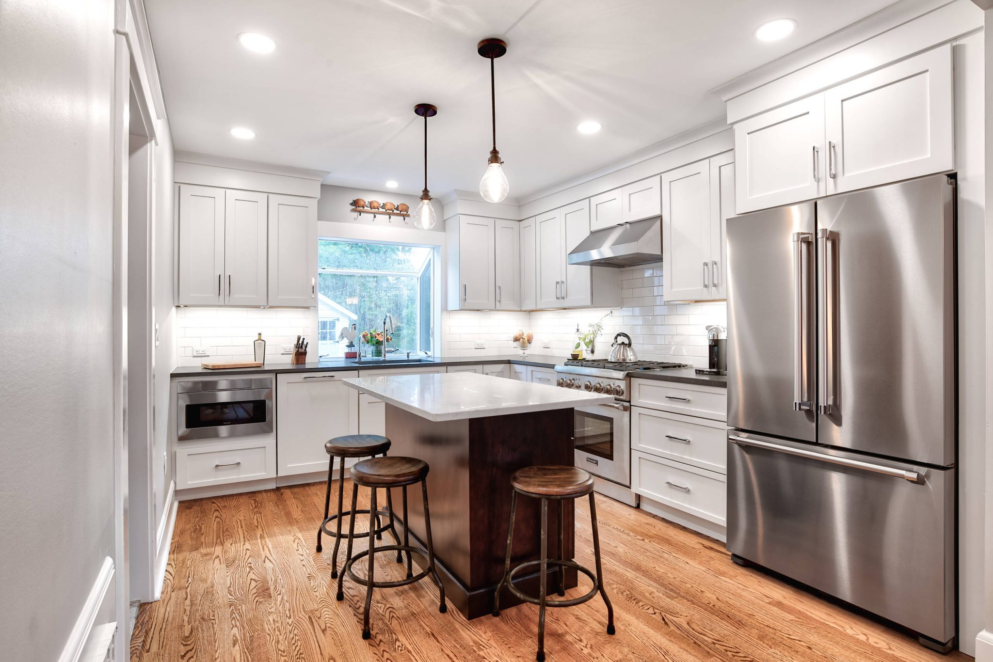 stainless steel appliances for kitchen remodel