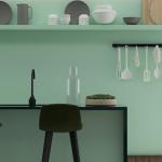 paint your kitchen cabinet