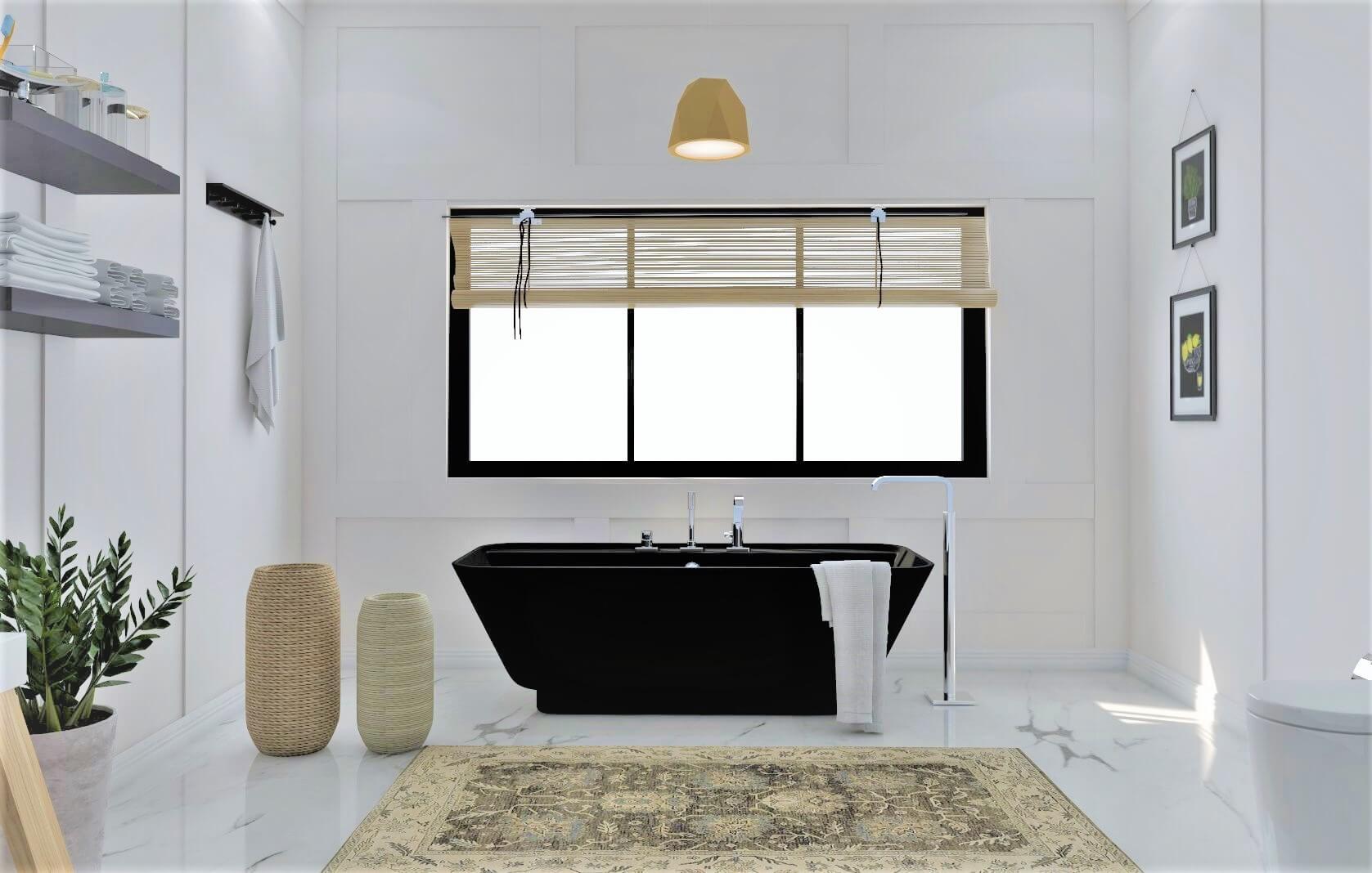 Beautiful Celebrity Bathrooms