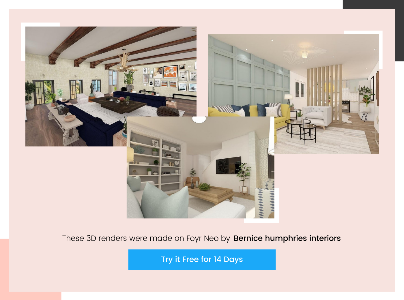 home design by Bernice humphries