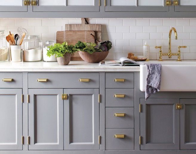 Bold Brass Finishes
