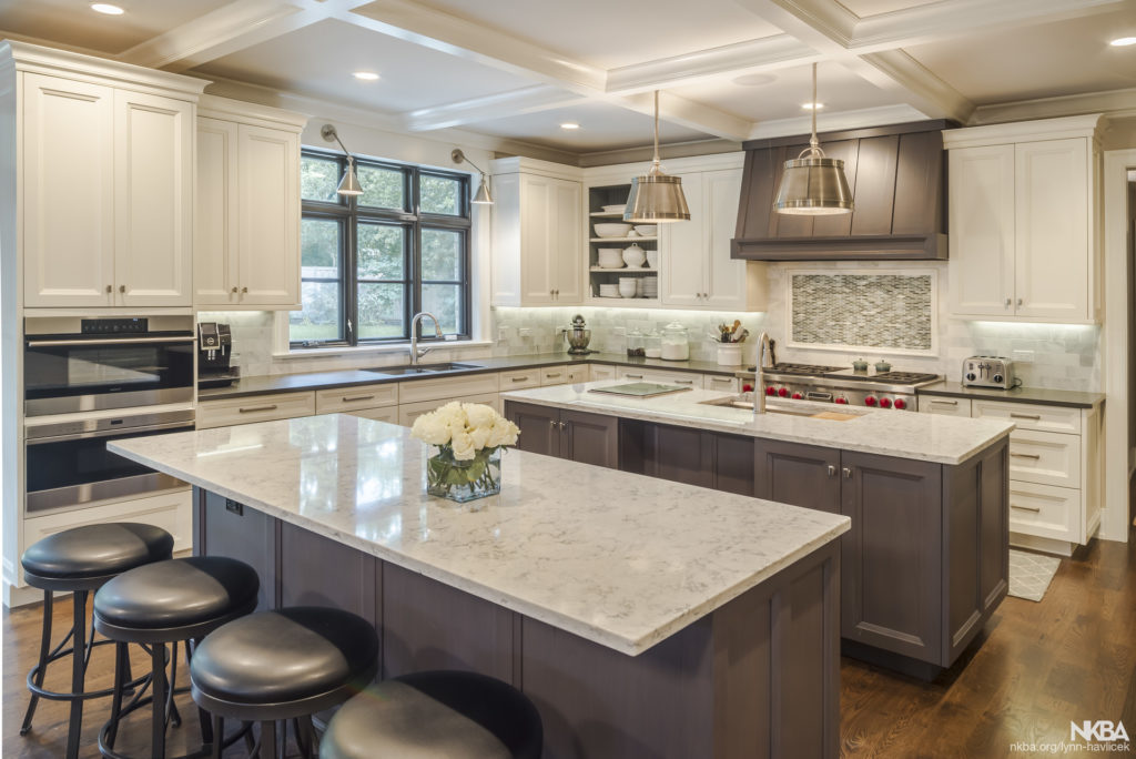 Kitchen Islands Double Layout