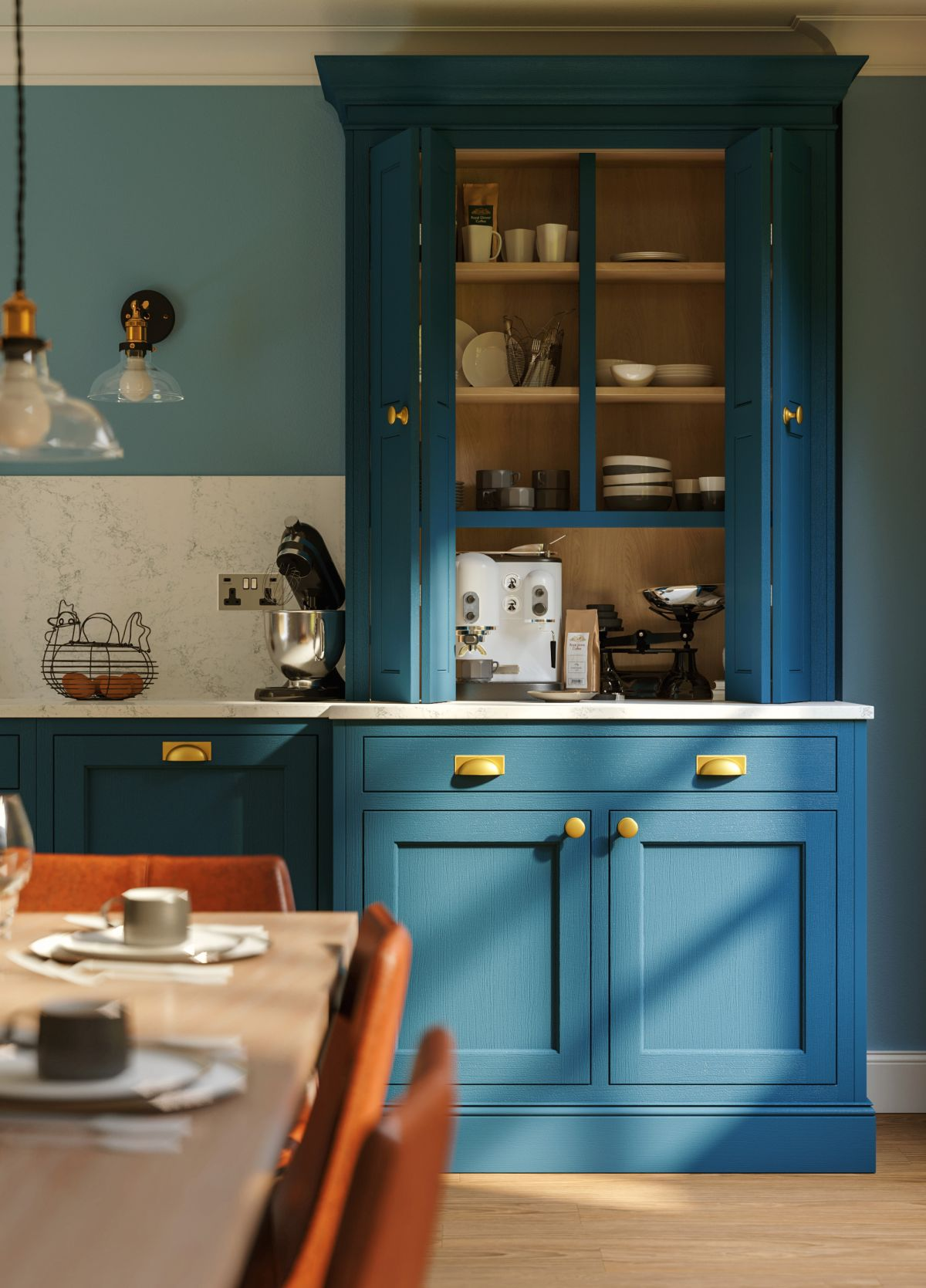 Larders for Small Kitchens