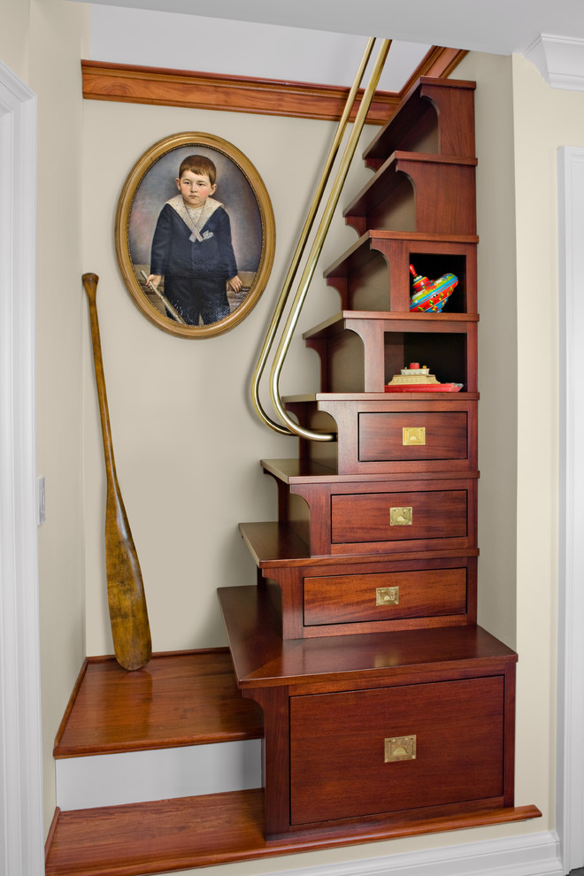 Space Saving Types of Staircase