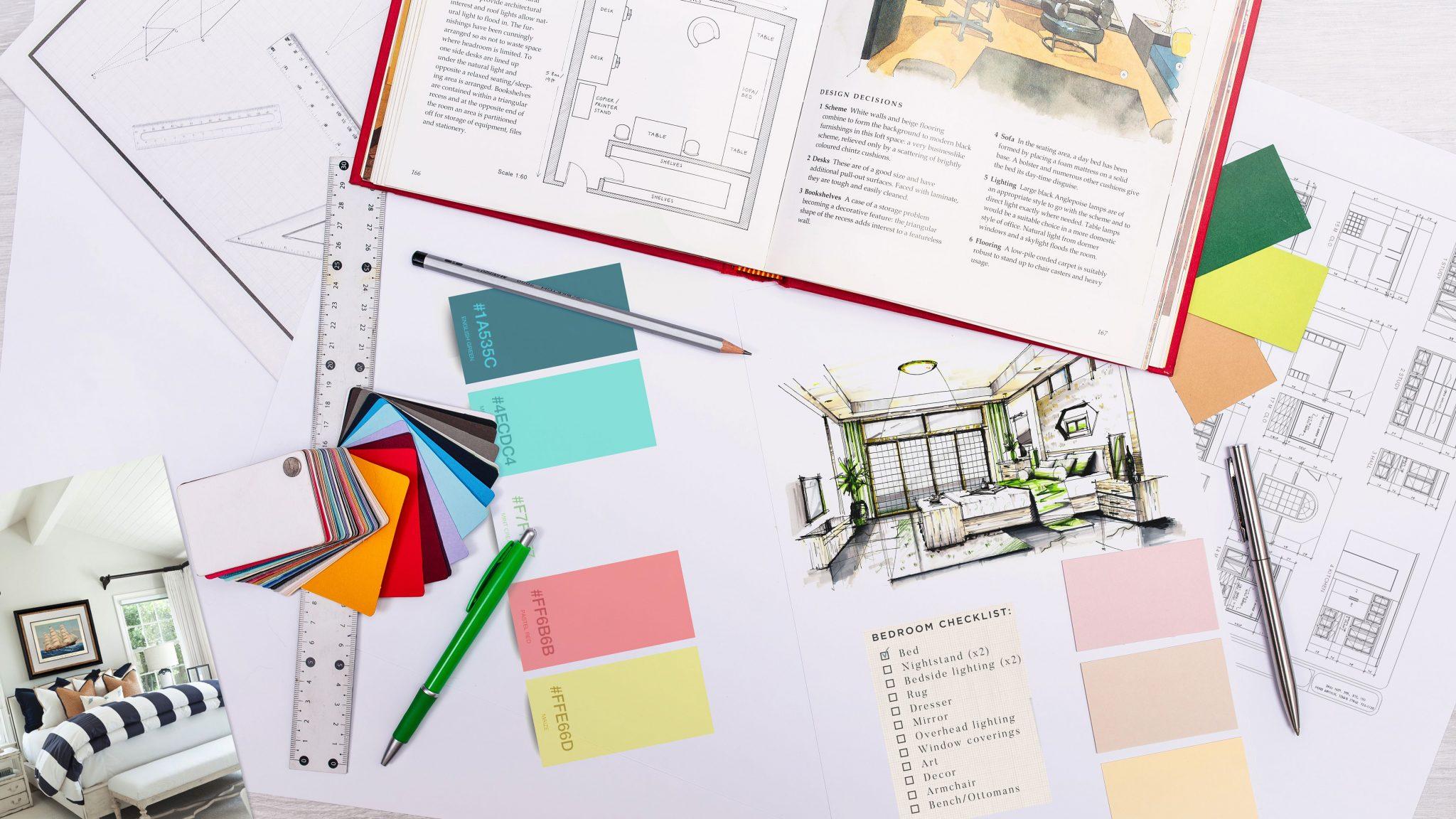 interior design and interior decorator