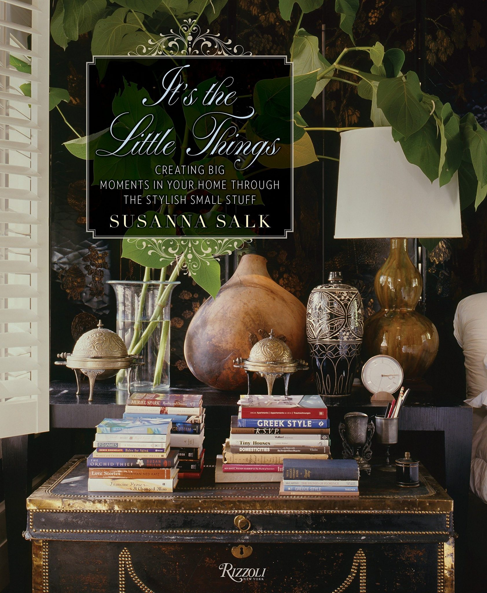 its the little things interior design book