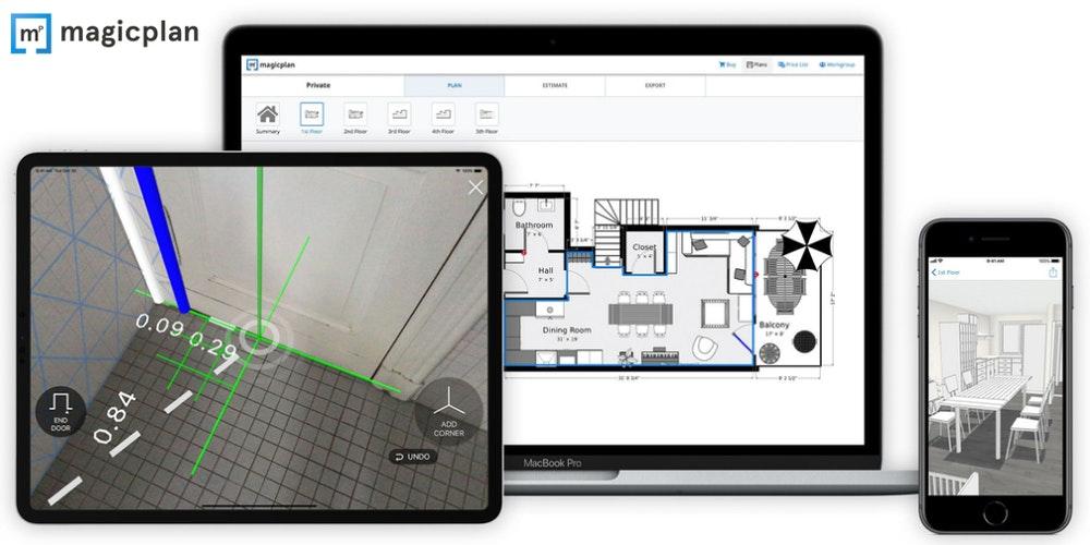 magicplan home design app