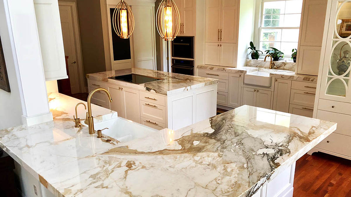 Marble Kitchen Trends