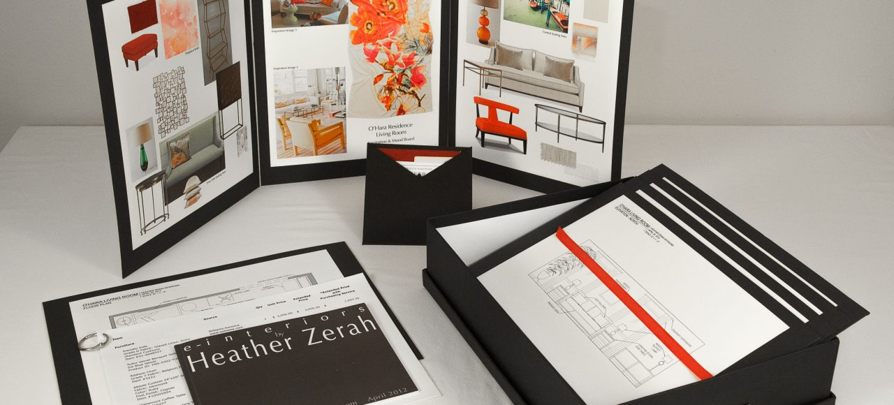 e-design for interior design