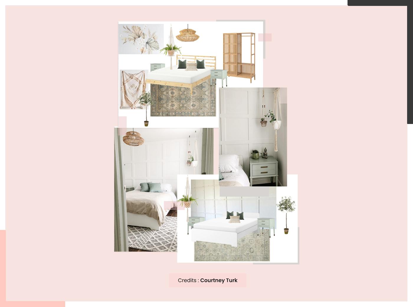 Collage of Floor plan