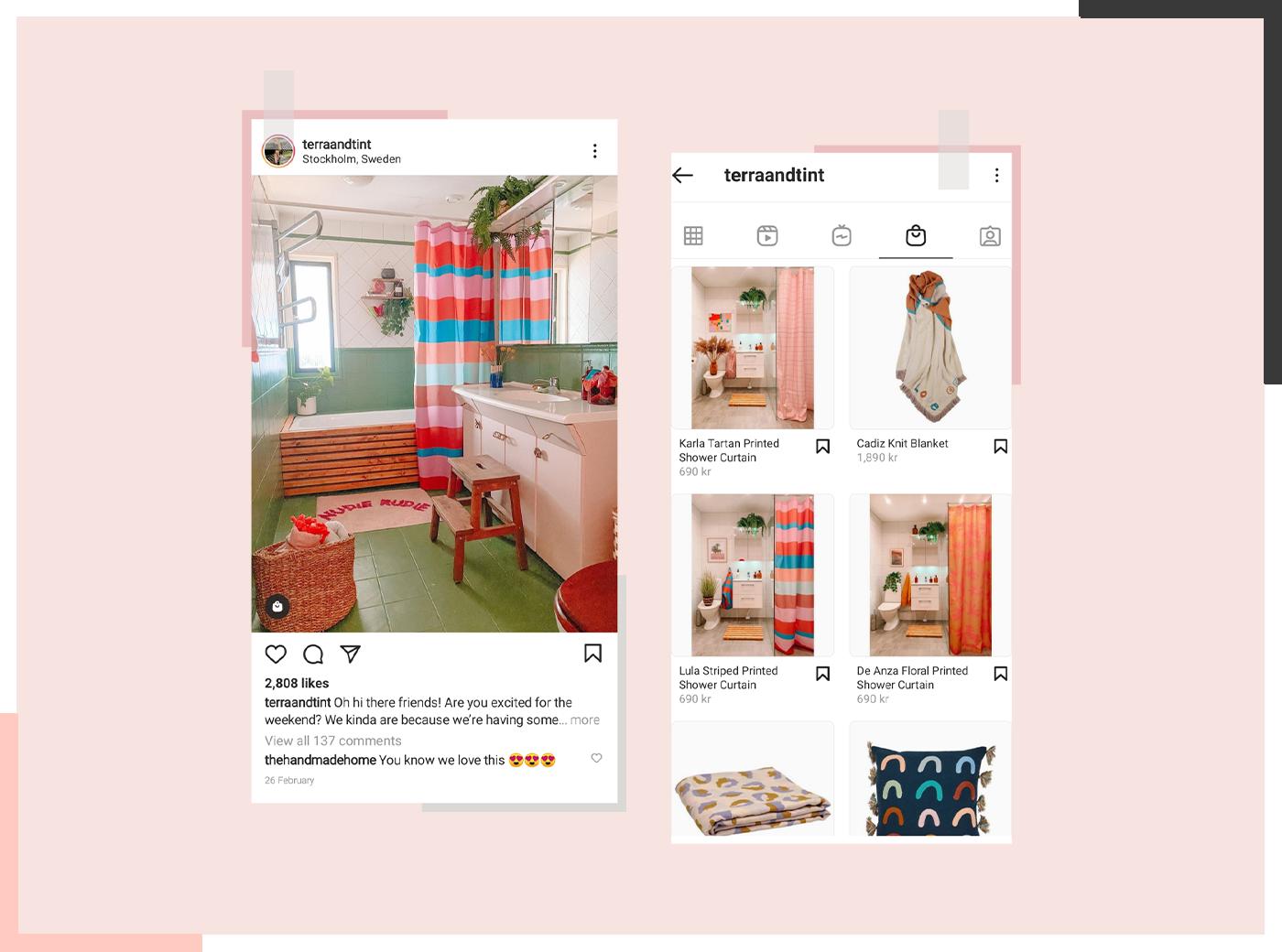 E-designer on Instagram