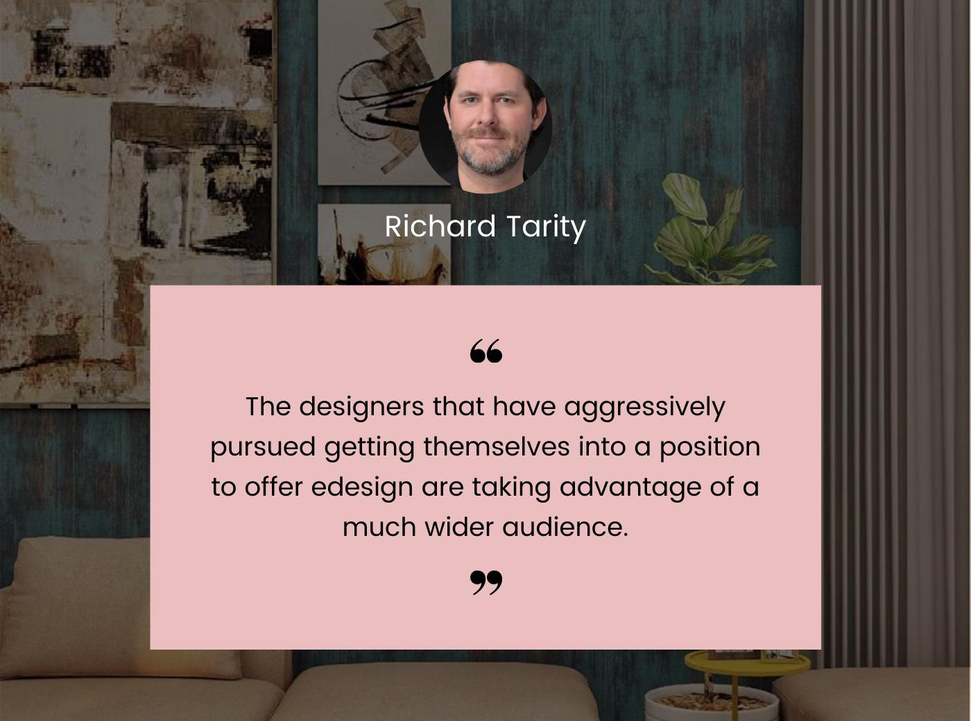 Richard Tarity quote