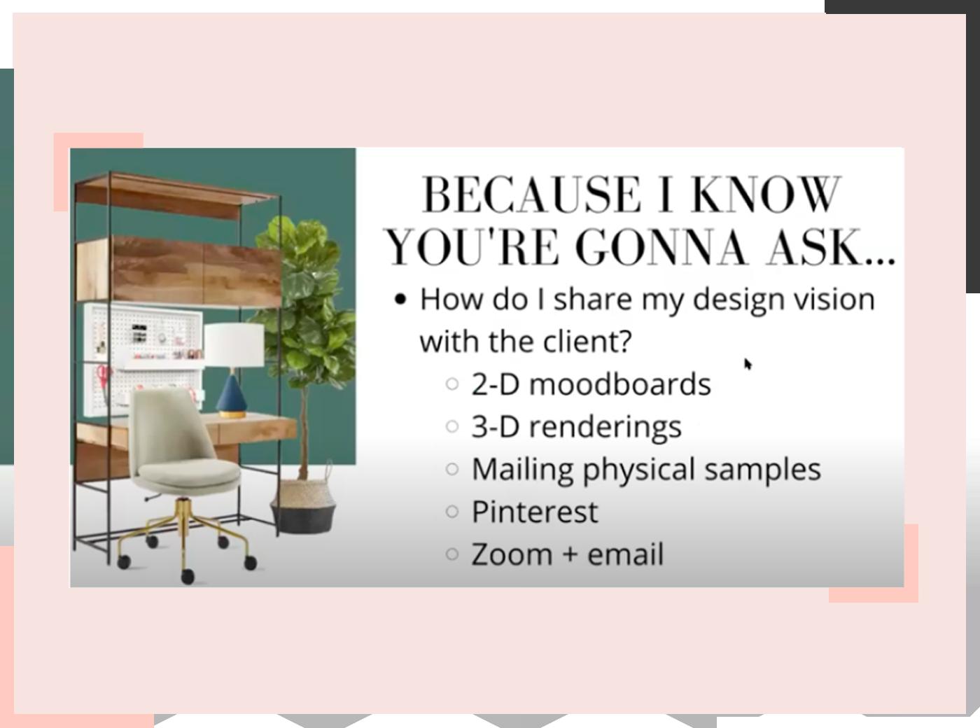 e-design for clients