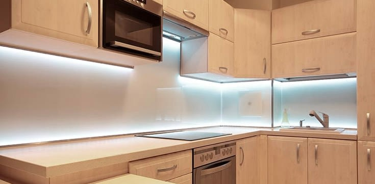 trending in kitchen lighting