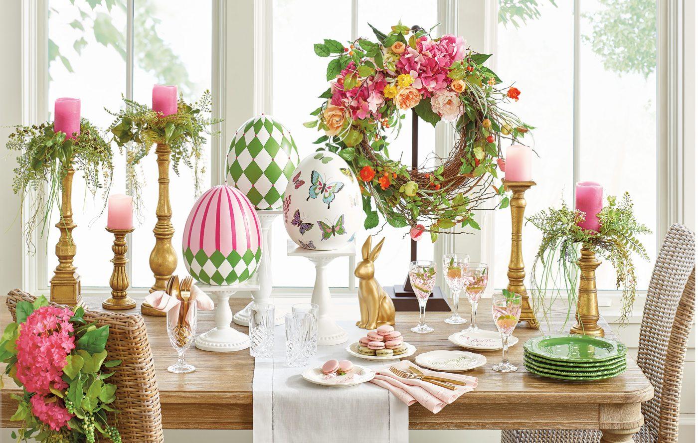 35 spring decorating ideas