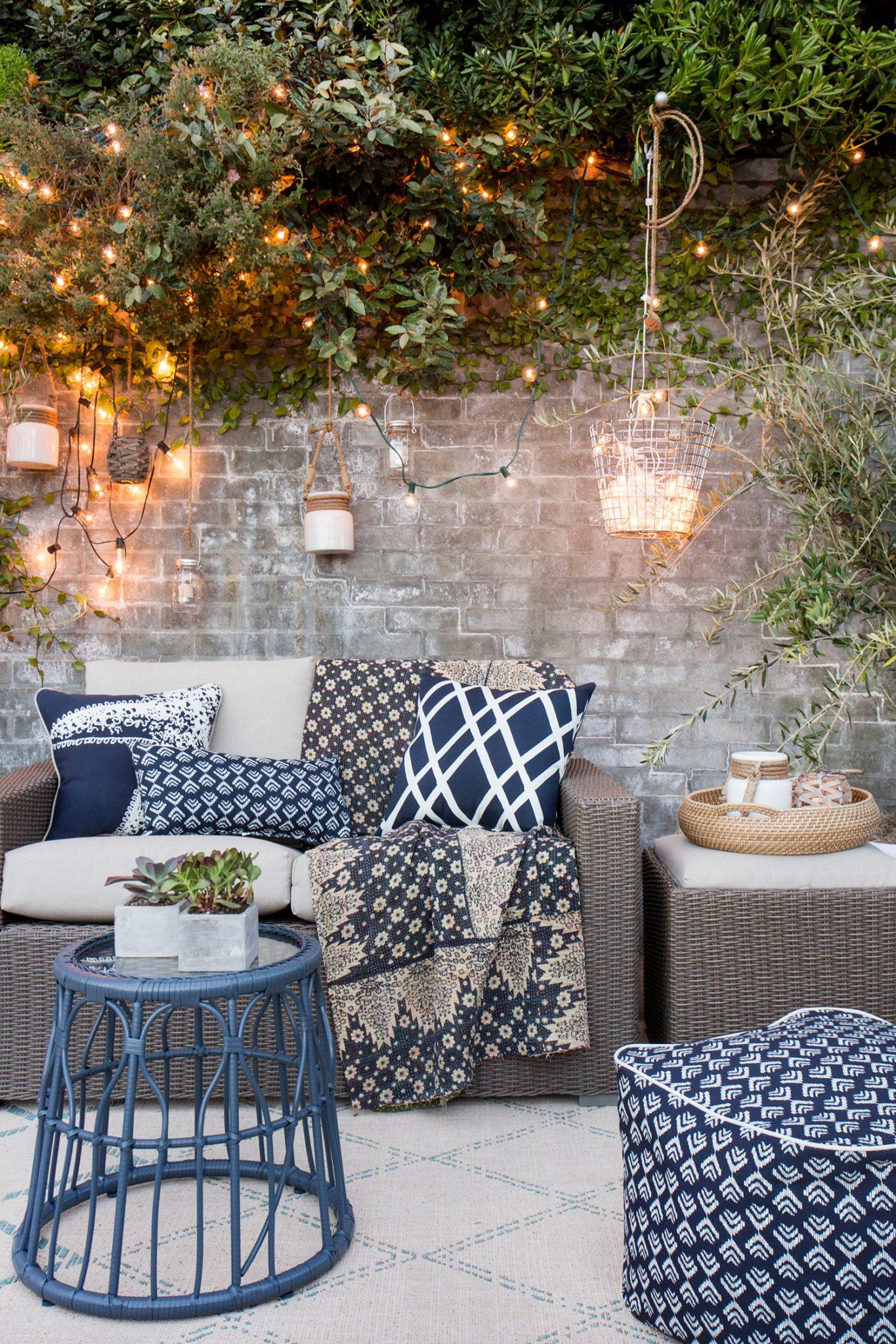 Laid-back Garden Patio design ideas