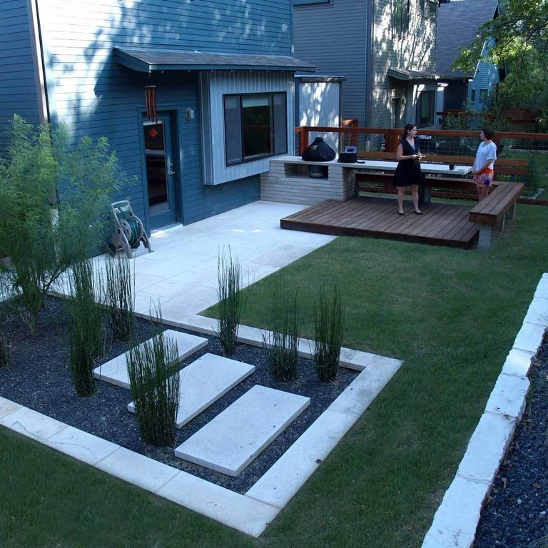 Patio with Advance Scenery