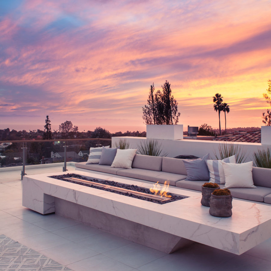 Surface of the Earth - patio design ideas