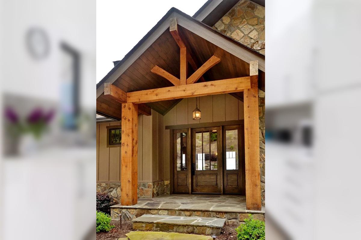 50 Amazing Front Porch Decorating Ideas To Make Pretty Entryway Foyr