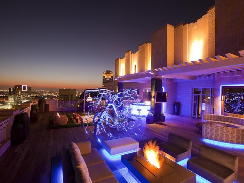 Ultra-Modern Rooftop Terrace