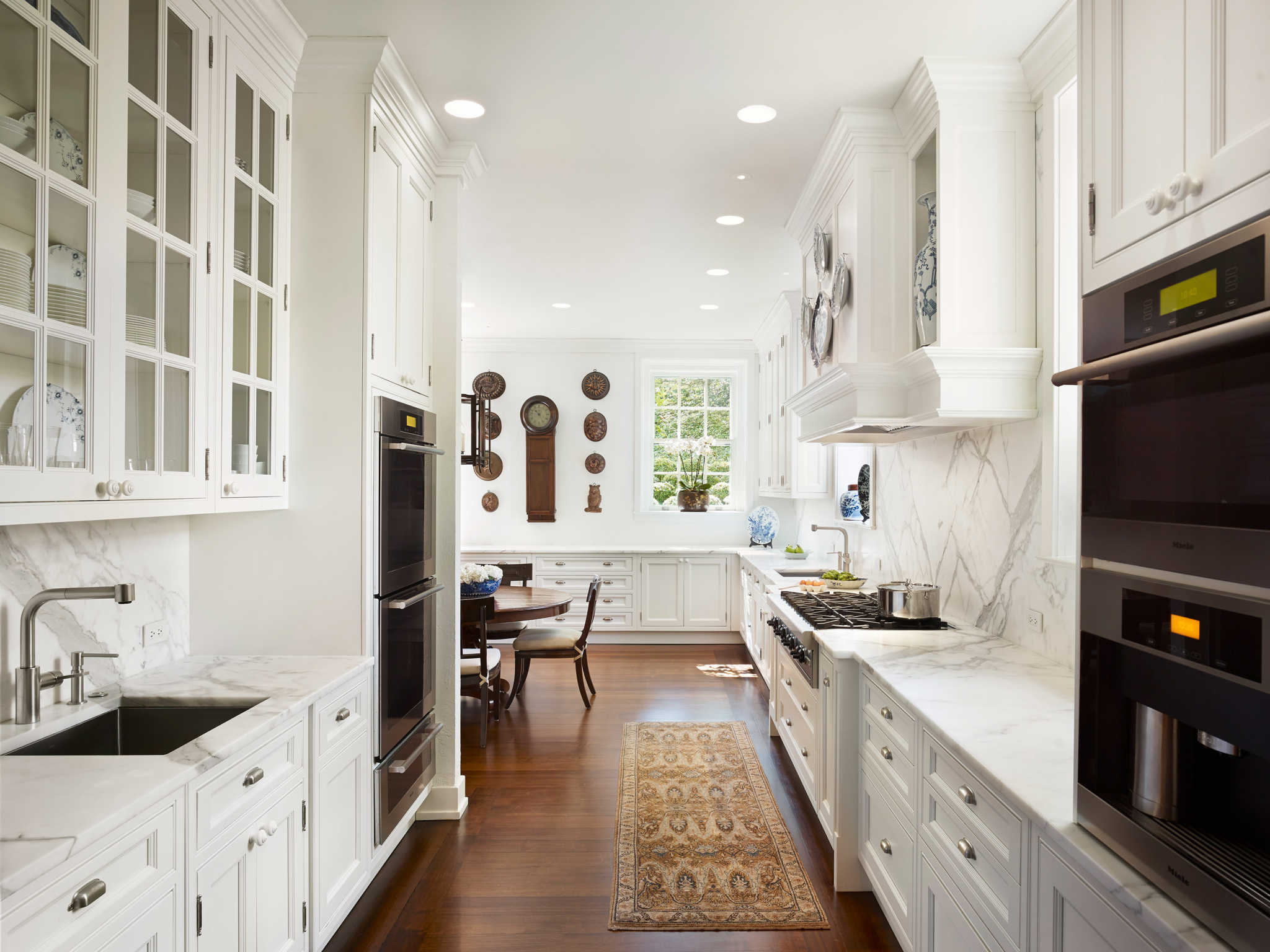 aesthetic countertop kitchen