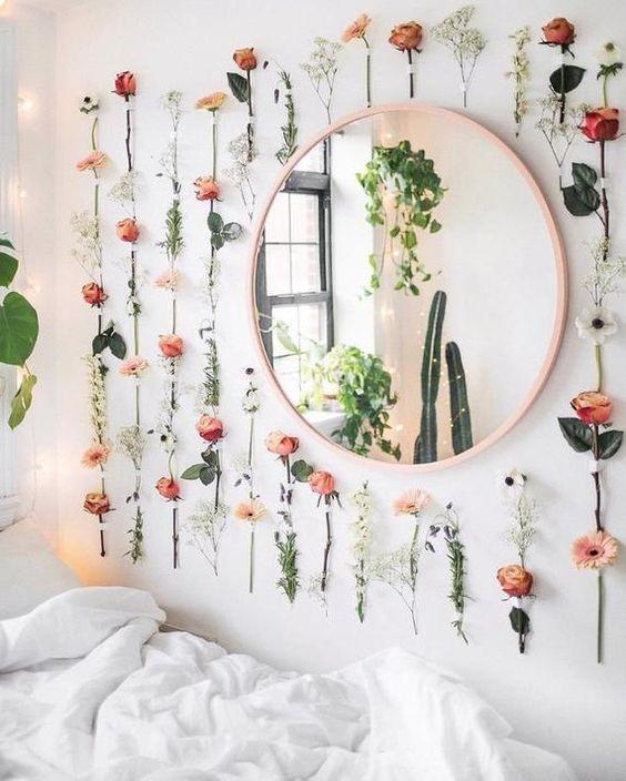 bedroom spring decor ideas