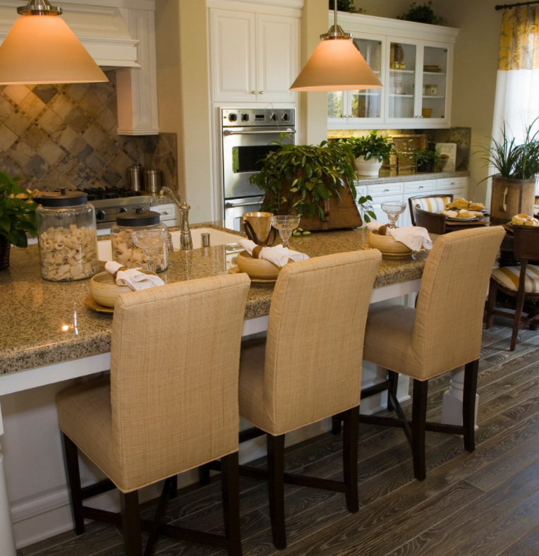dining surface