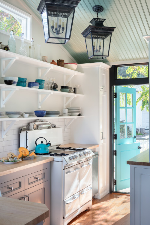 gallery design kitchen