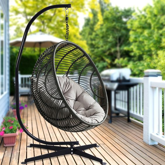 hammock porch decorating ideas