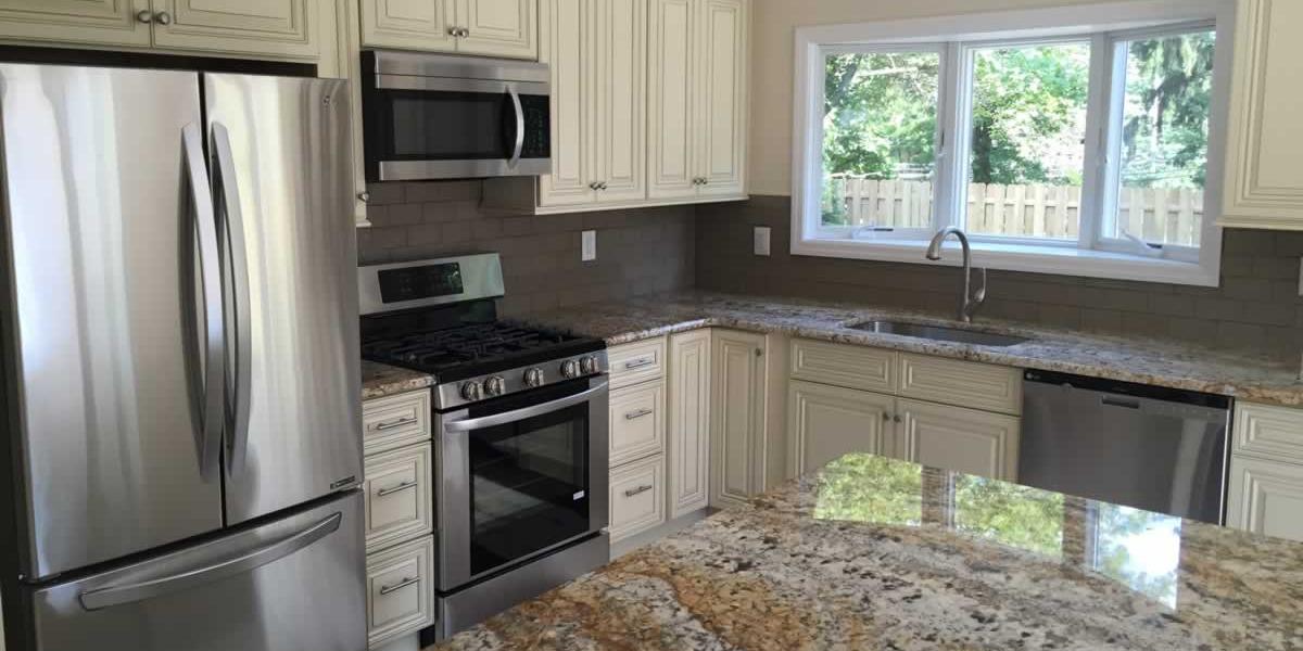 kitchen design with underamount sink