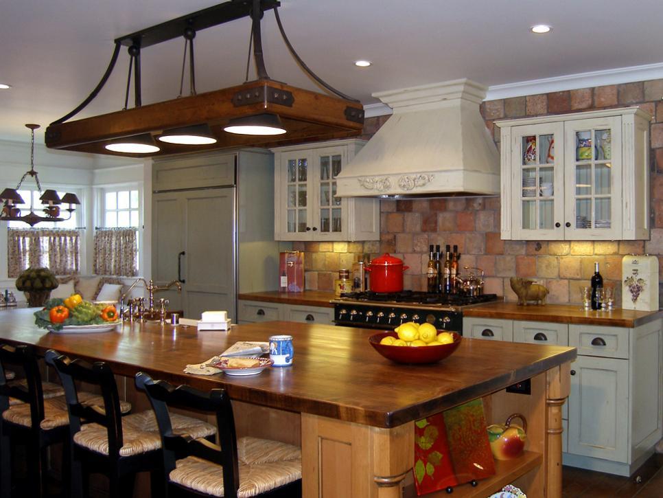 kitchen island paradise