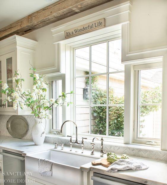 kitchen spring decor ideas