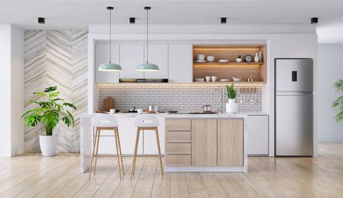 kitchen spring design trends