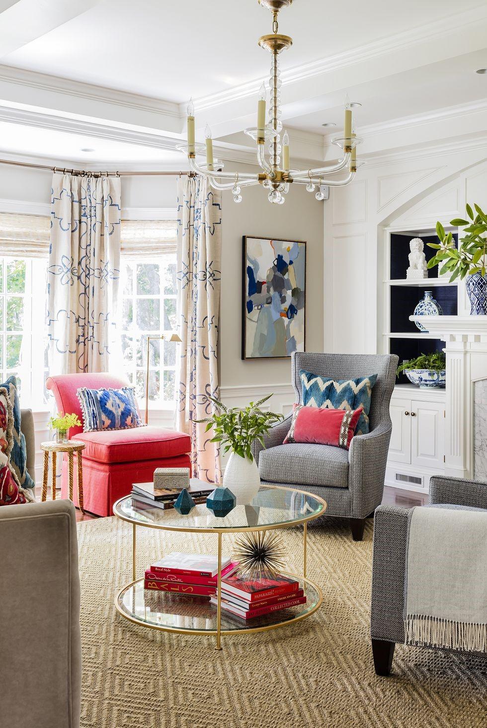 living room spring design