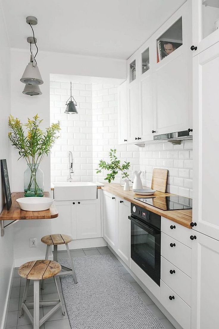 nordic theme kitchen design ideas