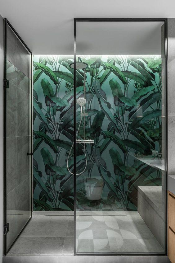 palm-printed-bathroom-remodeling-ideas
