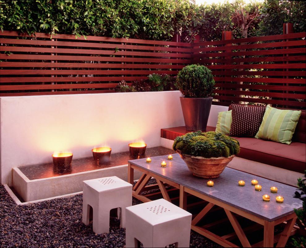 tranquil Outdoor Retreat - patio design ideas