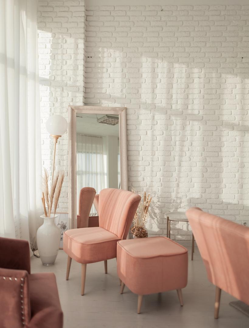 Brick walls Showing