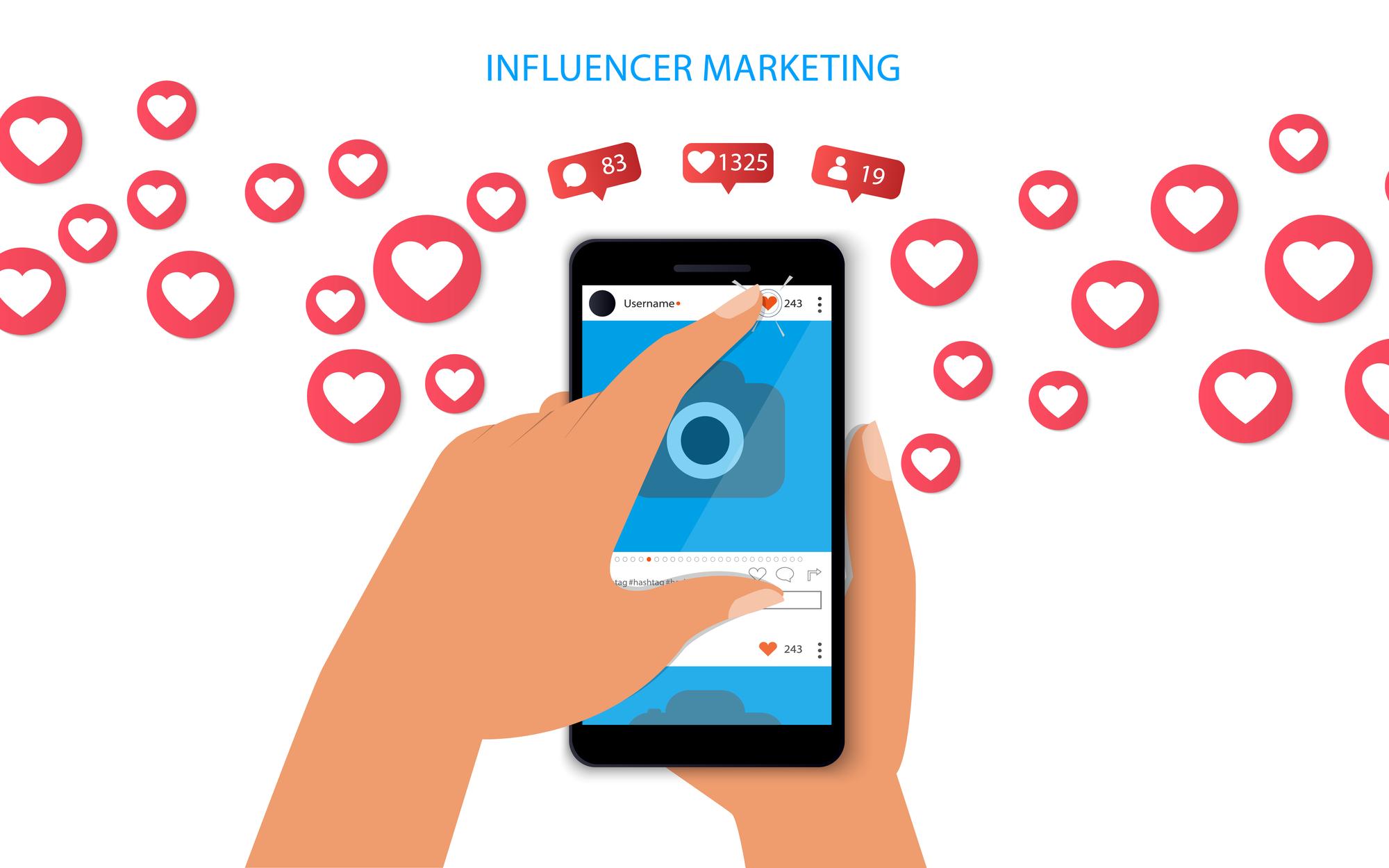 influencer marketing for interior design