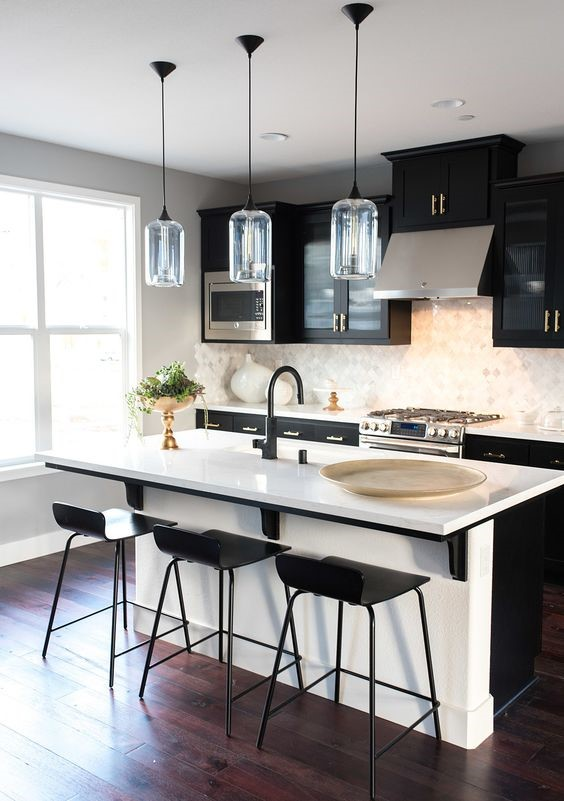 statement object for kitchen counter