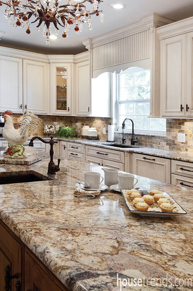 theme for kitchen counter