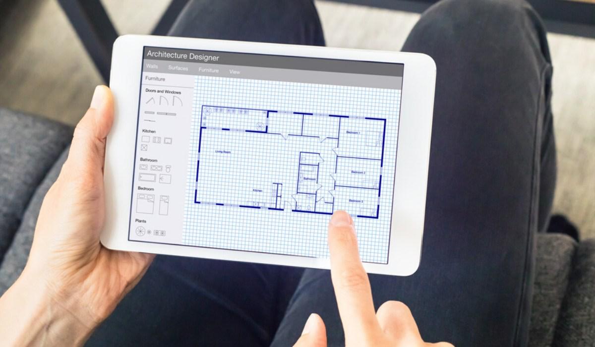 AI-powered interior design software
