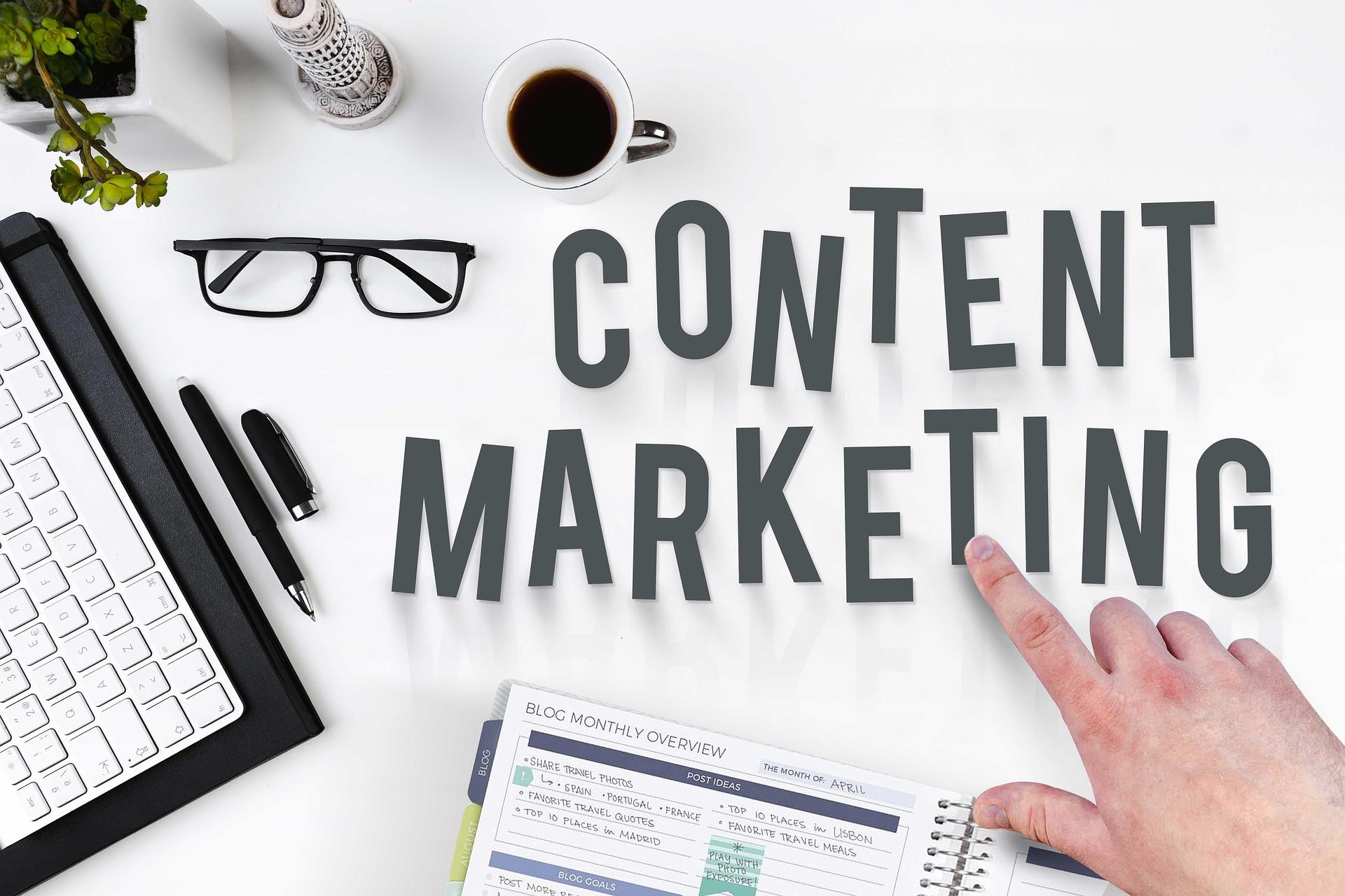 content marketing for interior designers