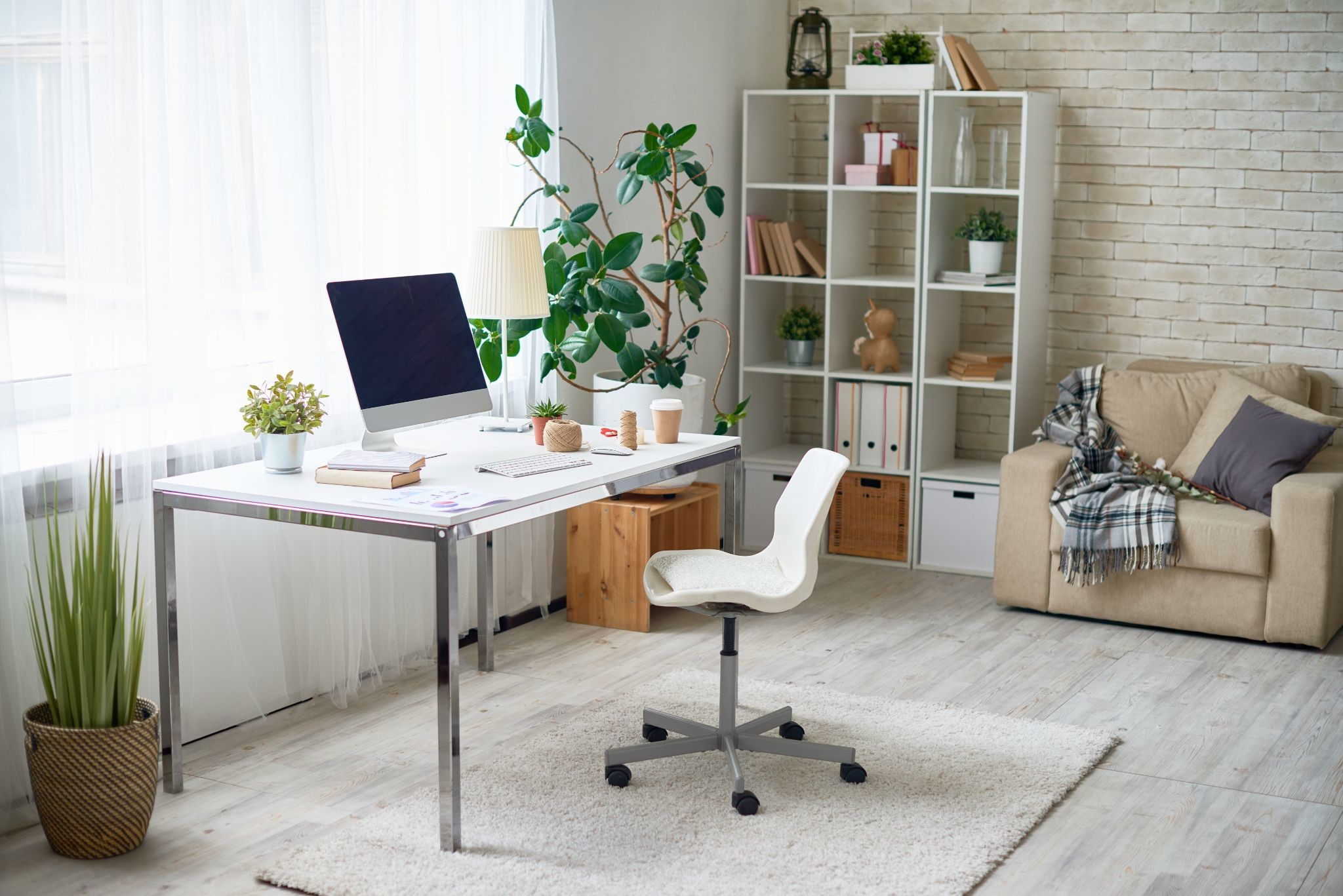 home office decor trends 2021