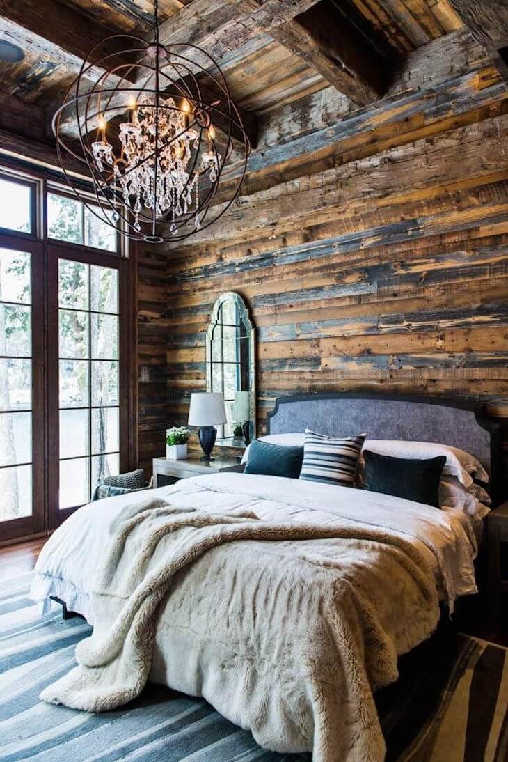 rustic bedroom design ideas
